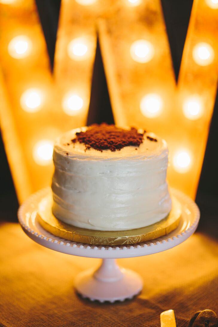 Ovenly Red Velvet Wedding Cake