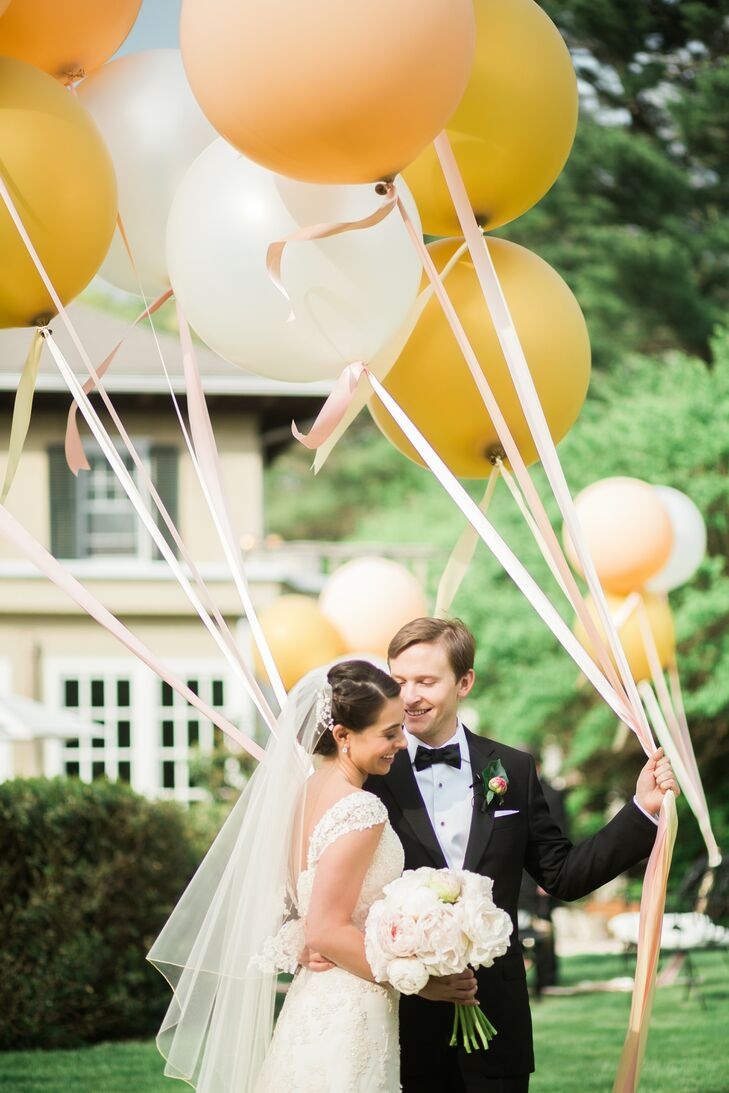 A Sophisticated Romantic Wedding at Lord Thompson Manor