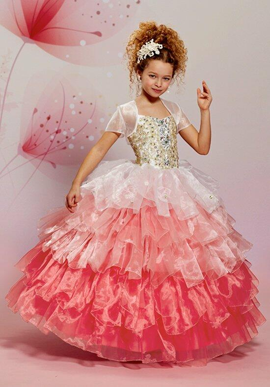 Cupids by Mary's F499 Flower Girl Dress photo