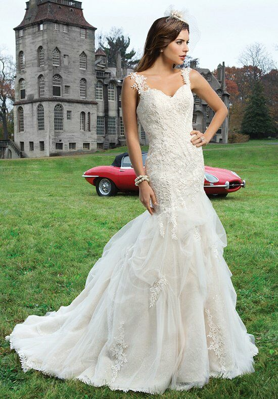 Justin Alexander 8745 Wedding Dress photo