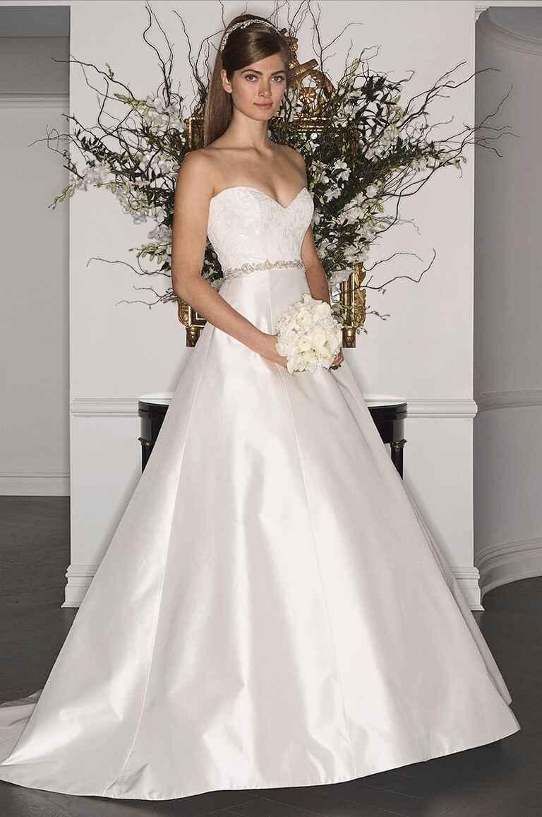 Legends By Romona Keveza Fall 2017 Bridal Fashion Week Photos