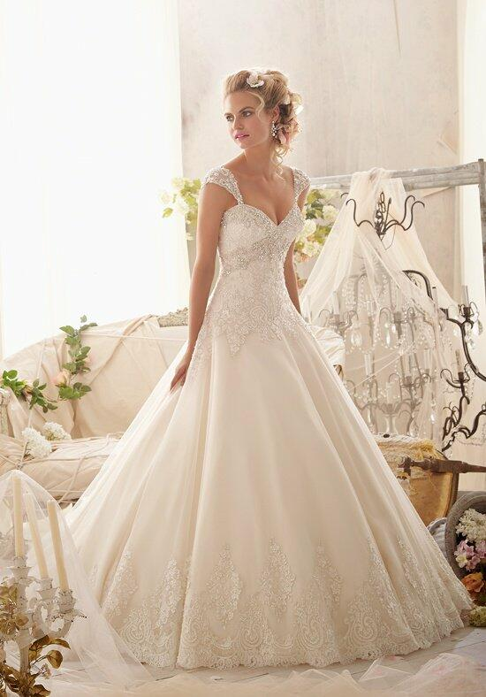 Mori Lee by Madeline Gardner 2609 Wedding Dress photo