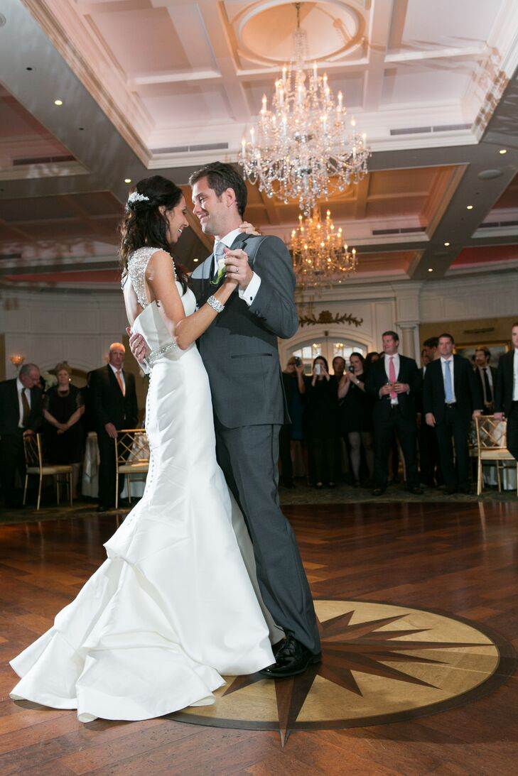 Caitlin and Kevin First Dance