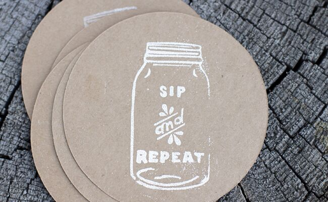Rubber Stamp These 12 Things At Your Wedding
