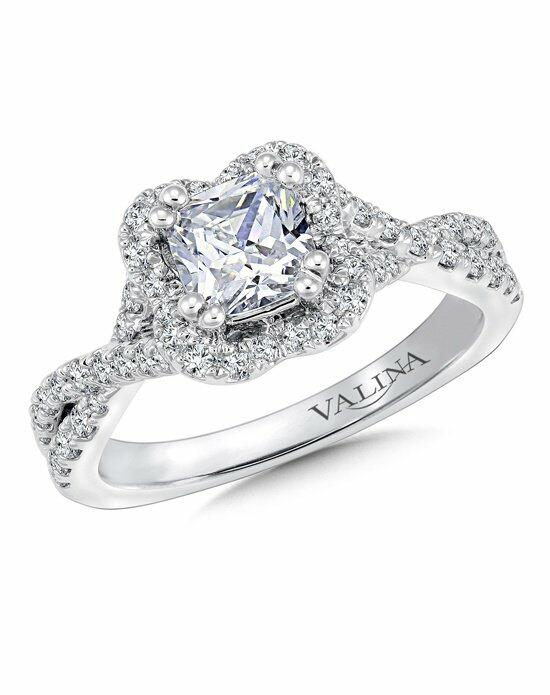 Valina R9675W Engagement Ring photo