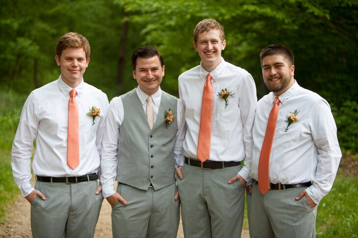 A Woodsy Garden Wedding At Brown County State Park In