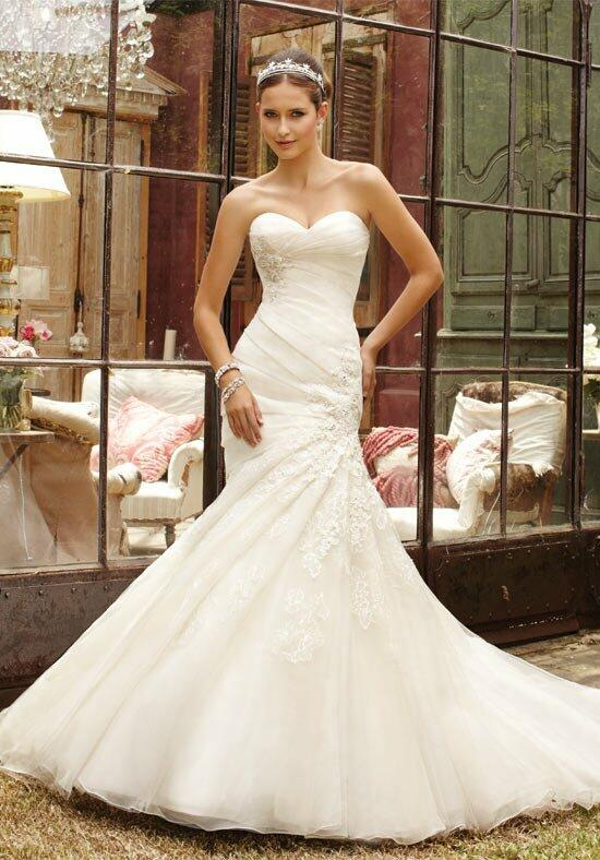 Sophia Tolli Y21375 Camellia Wedding Dress photo