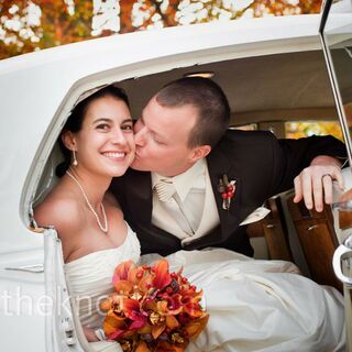 A Rustic Autumn Wedding in Bordentown, NJ