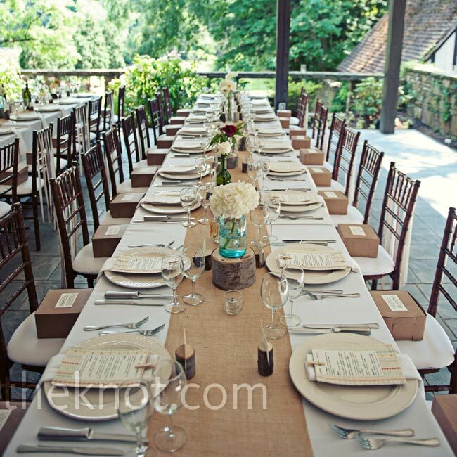 A Casual Rustic Wedding In Chagrin Falls Oh