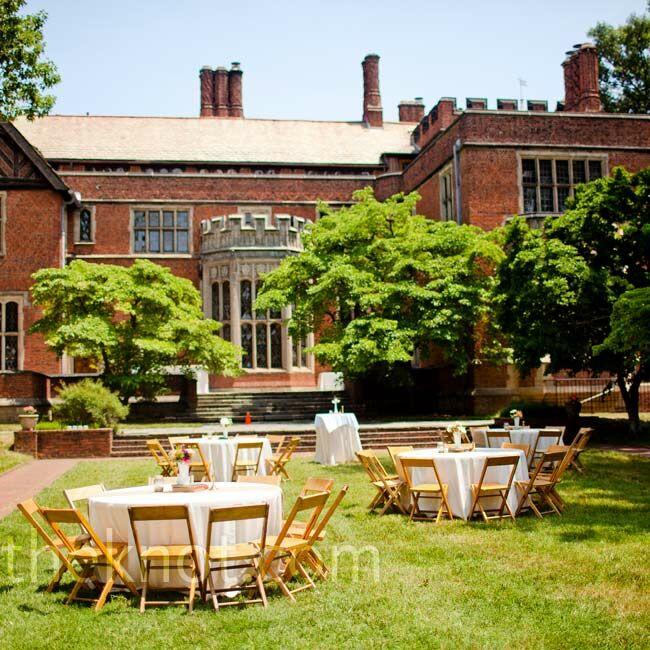 A Casual Outdoor Wedding in Richmond, VA