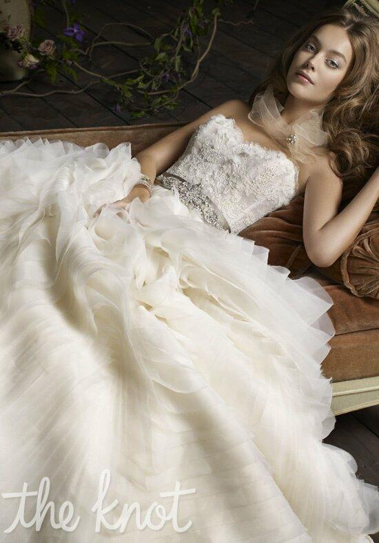 Lazaro 3100 Wedding Dress photo