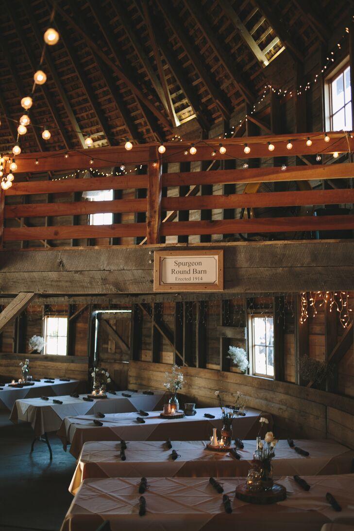 A Diy Barn Wedding At The Kelley Agricultural Historical