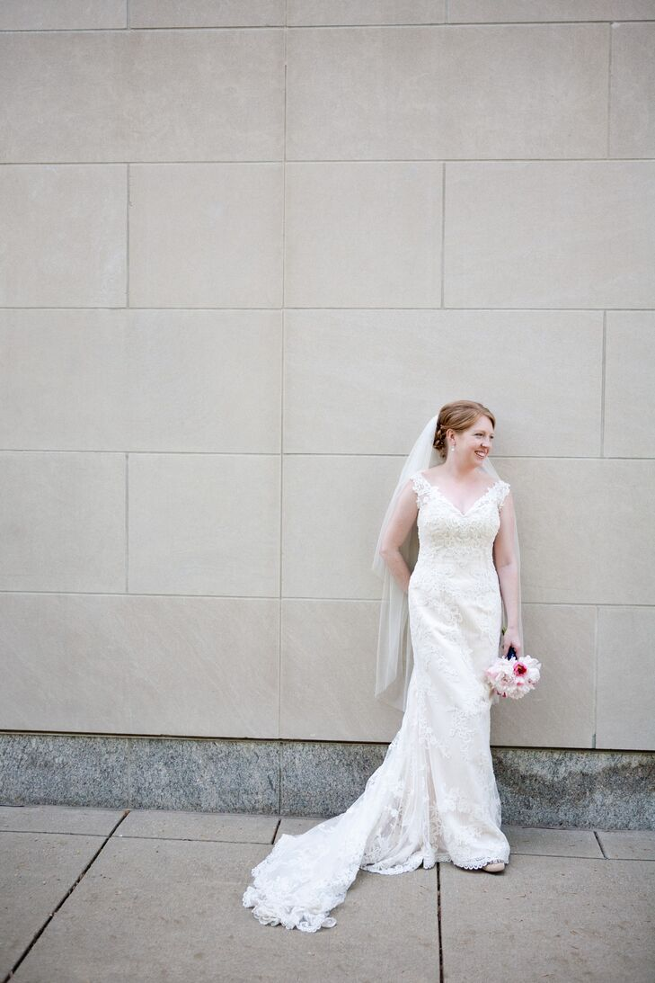 A Classic, Outdoor Wedding at Indianapolis Zoo in Indianapolis, Indiana