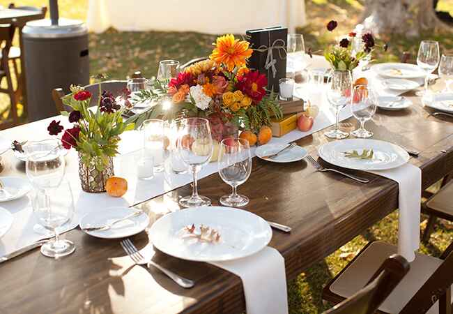 wedding ideas now 10 fall wedding ideas we right now 28268
