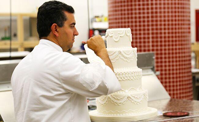 wedding cake trends from �cake boss� star buddy valastro