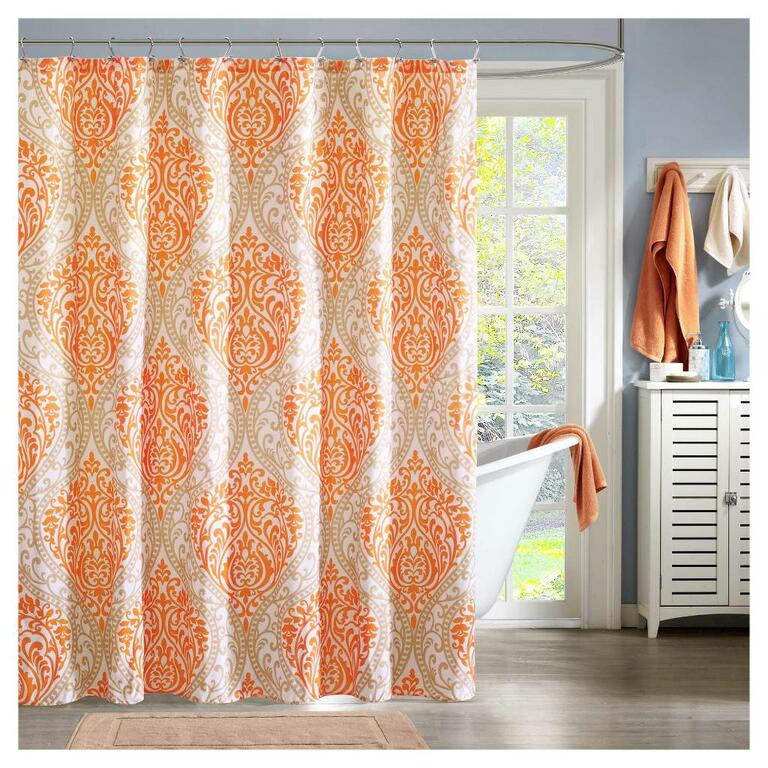 Target paisley shower curtain