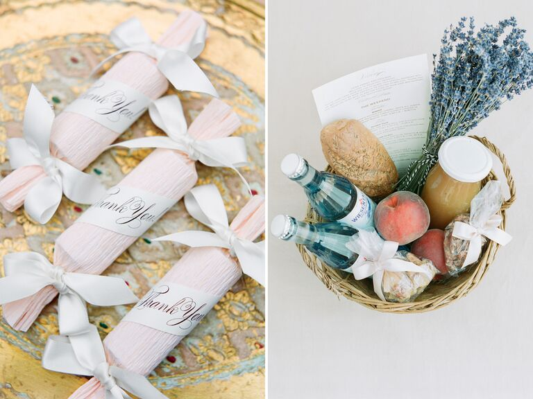 Wedding favor trends