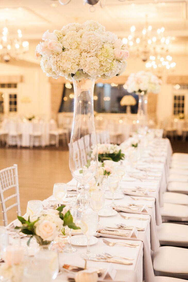 Black Swan Country Club Wedding Reception