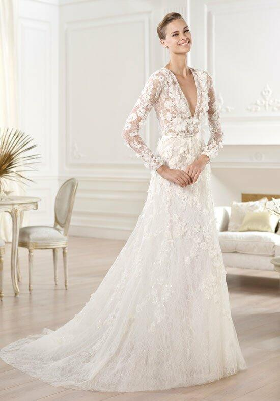 Elie by Elie Saab for Pronovias Crux Wedding Dress photo