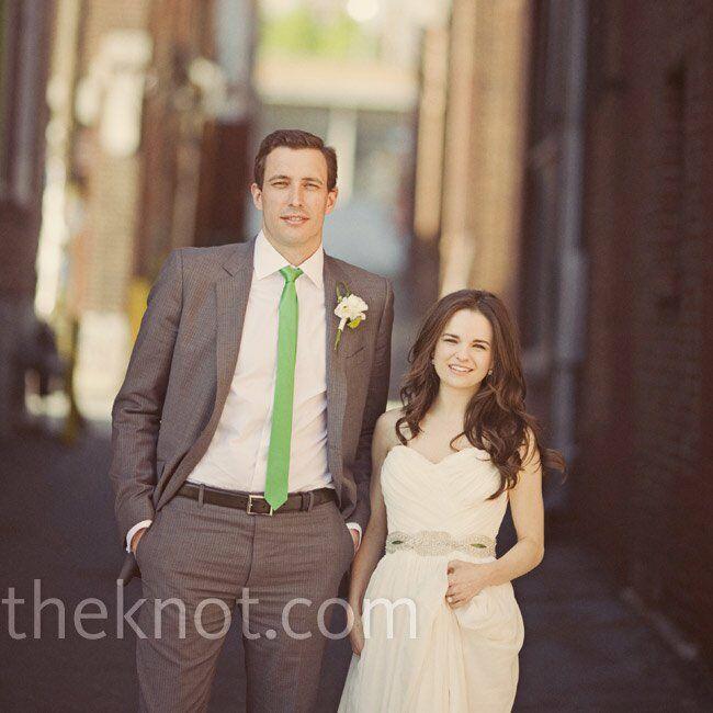Altar Wedding Kansas City: An Outdoor Wedding In Kansas City, MO