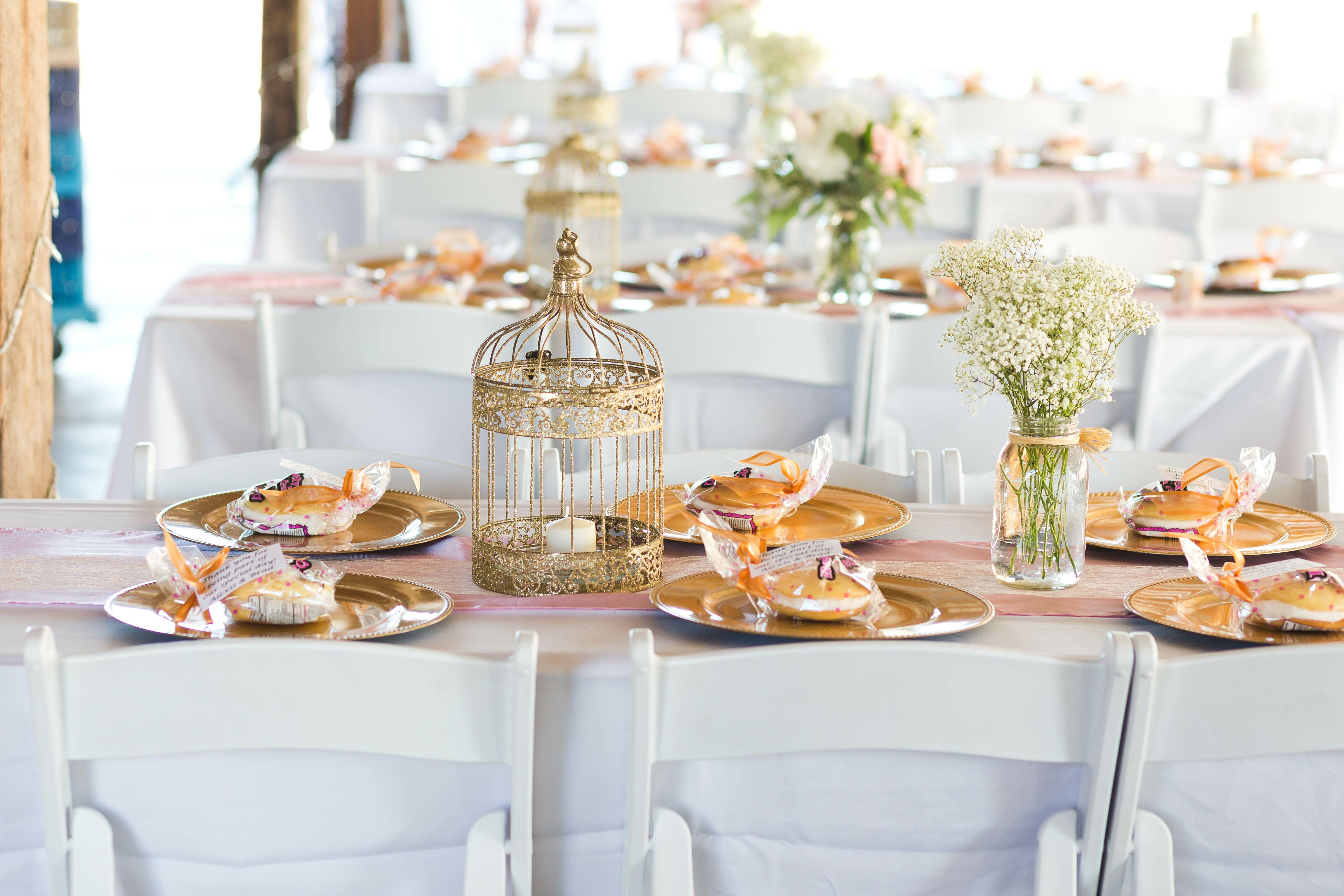 Romantic Wedding Favors