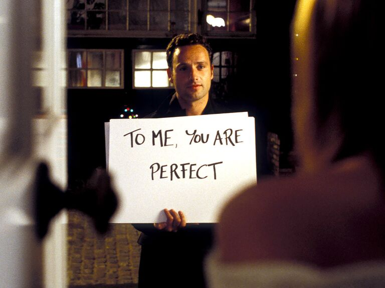 Andrew Lincoln Love Actually Quotes