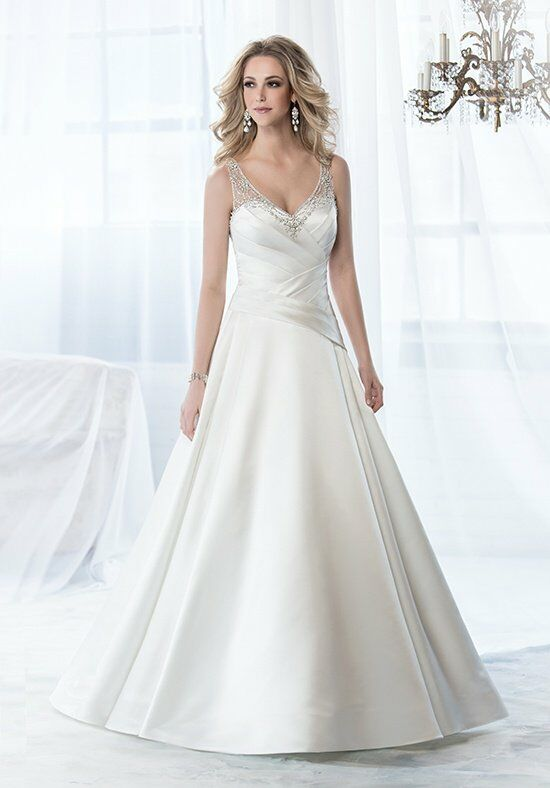 Jasmine Collection F161054 Wedding Dress The Knot