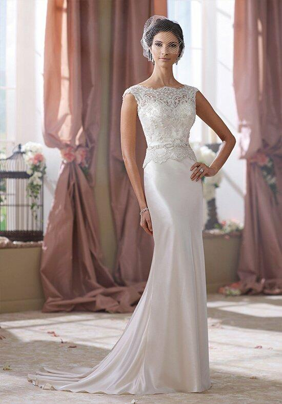 David Tutera for Mon Cheri 214218 Dorothy Wedding Dress photo
