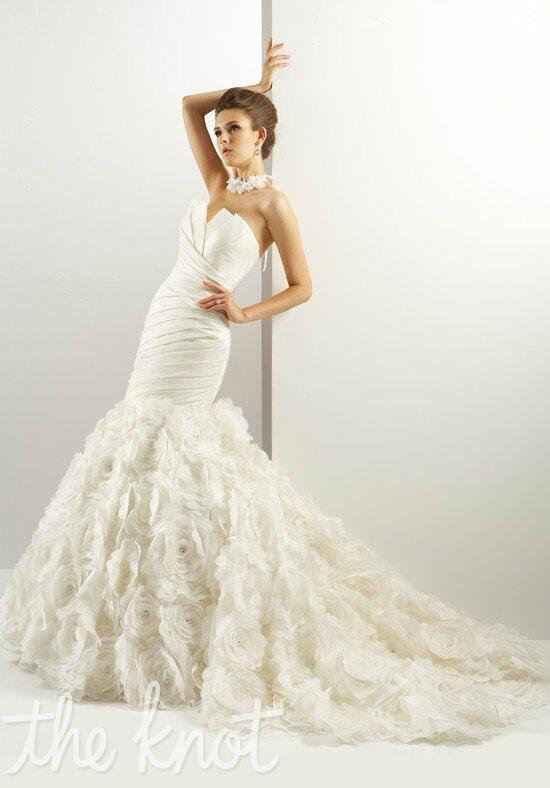 Jasmine Couture T440 Wedding Dress photo