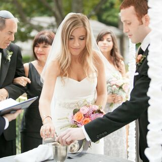 Real Jewish Wedding Ceremonies