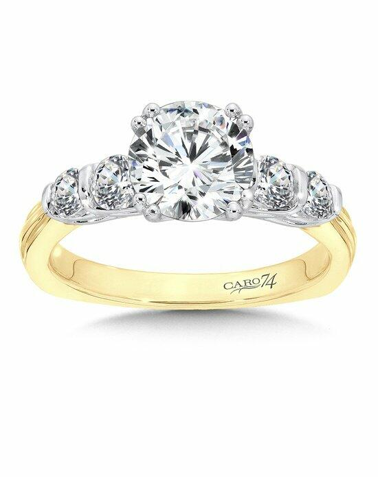 Caro 74 CR613YW Engagement Ring photo