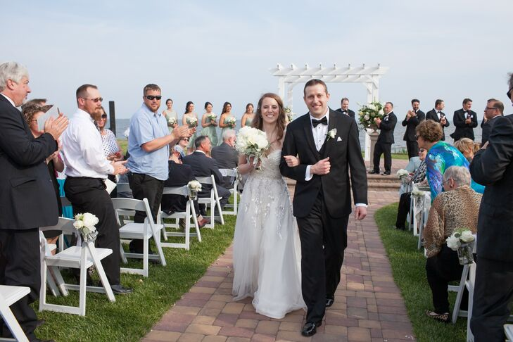 An Intimate Garden Inspired Wedding At Rehoboth Beach Country Club In Delaware