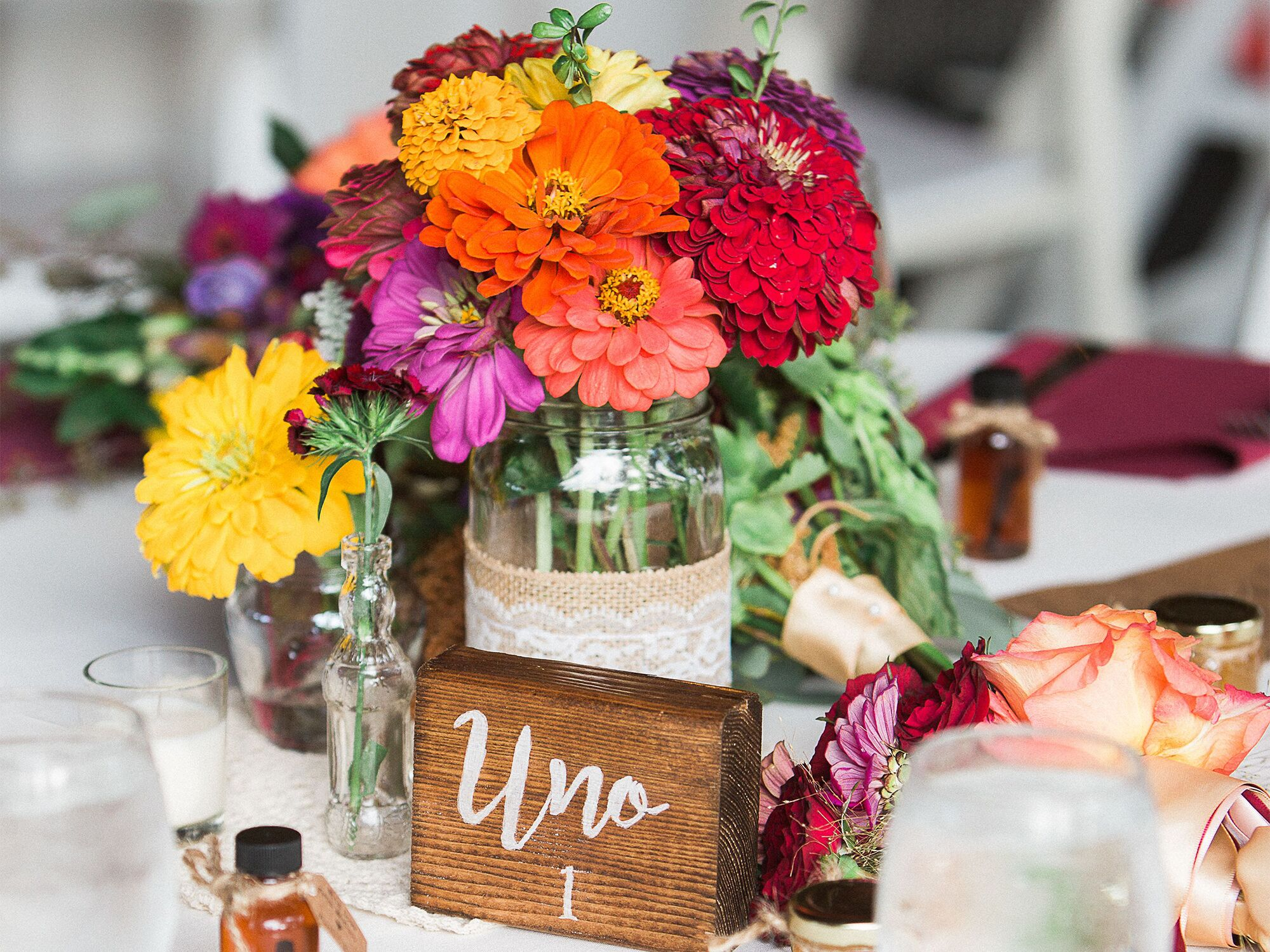 Wedding Flowers: Symbolic Meanings of Flowers