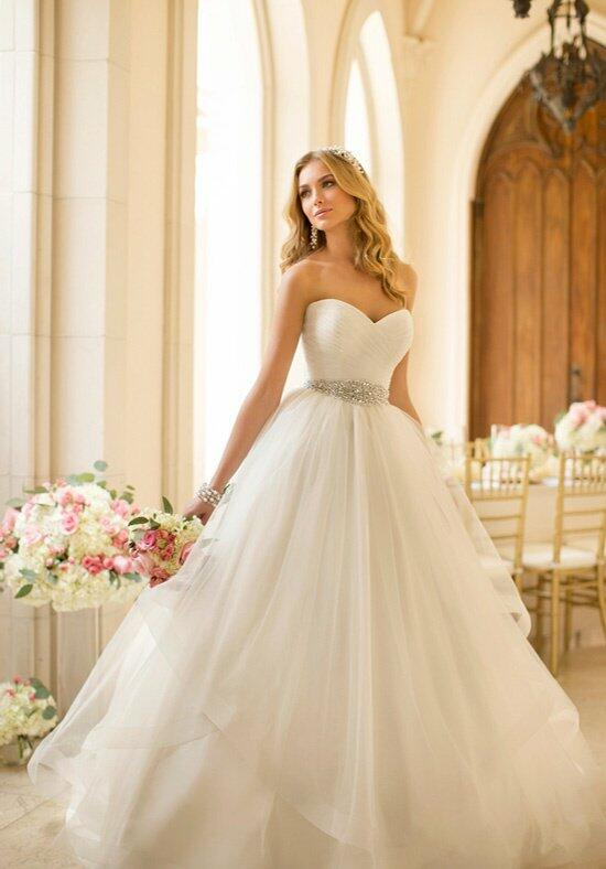 Stella York 5859 Wedding Dress photo
