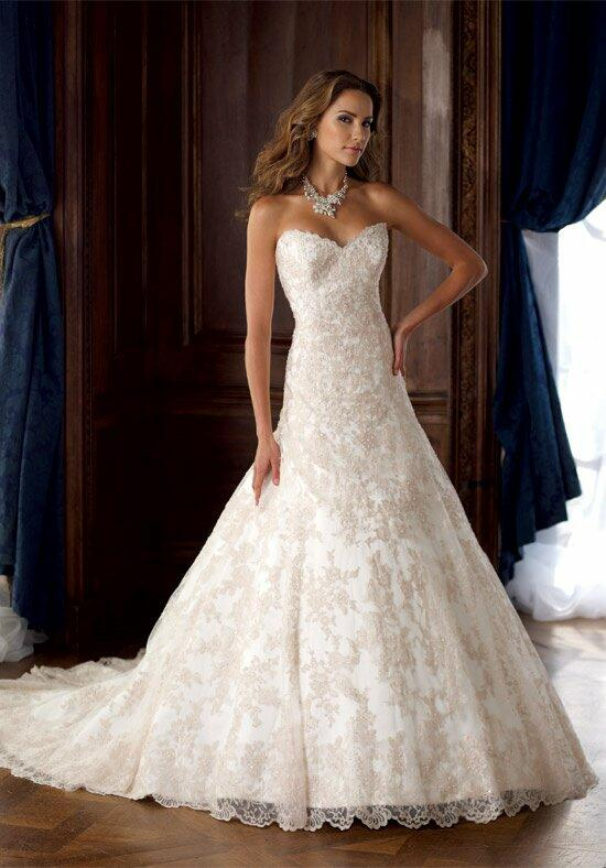 David Tutera for Mon Cheri 213252 Petunia Wedding Dress photo