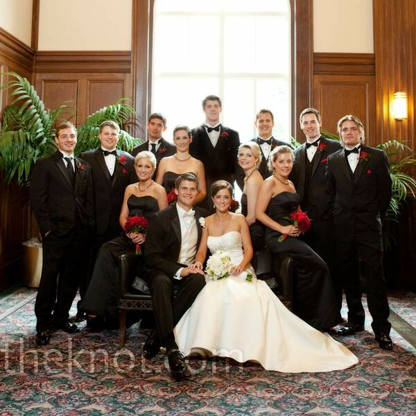 Cheap Wedding Dresses Mn: Black And Red Invitations