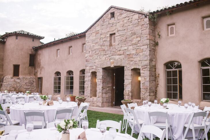 Wedding Invitations Albuquerque: A Vintage-Inspired Vinyeard Wedding At Casa Rondena Winery