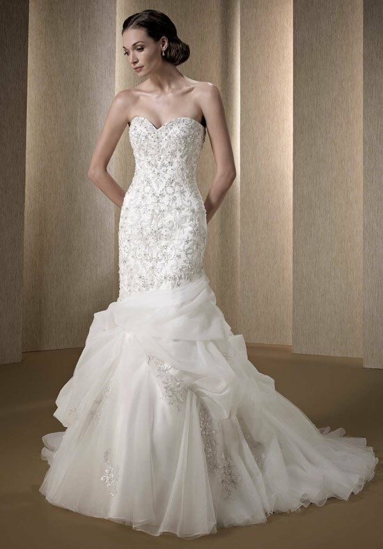 Kenneth Winston: Premiere LV79 Wedding Dress photo