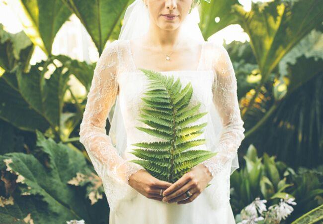 Trend Alert! 10 Fern Wedding Ideas