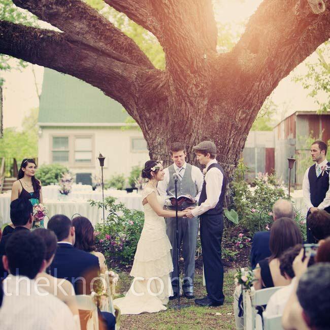 A Vintage Wedding In Spring, TX