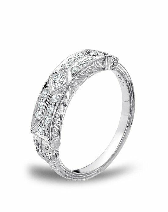 Platinum Engagement and Wedding Ring Must-Haves Whitehouse Bros Platinum and Diamond Wedding Band Wedding Ring photo