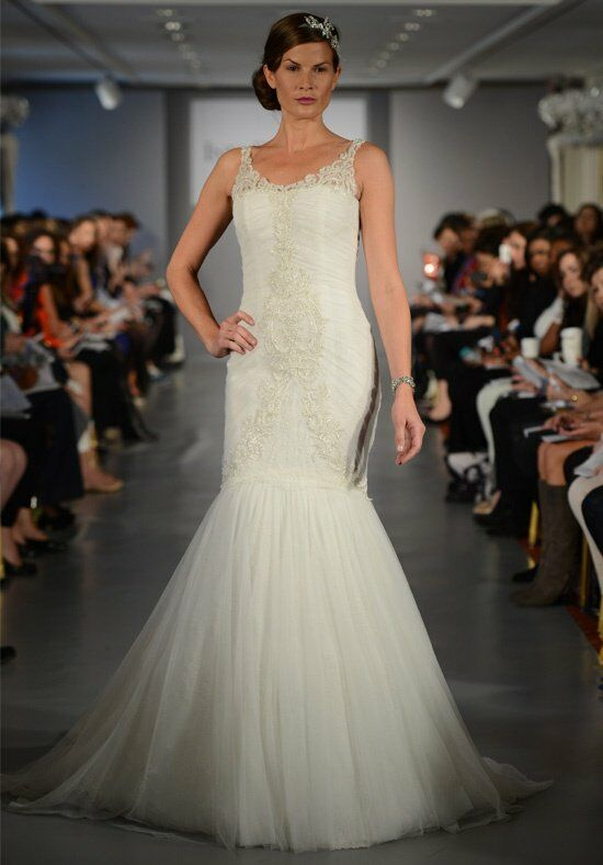 Ines Di Santo Rodez Wedding Dress photo
