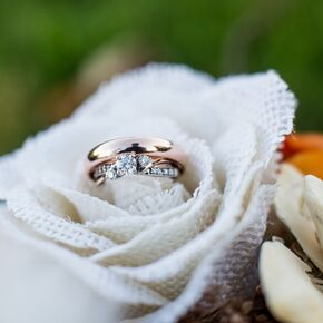 Whimsical Engagement Rings