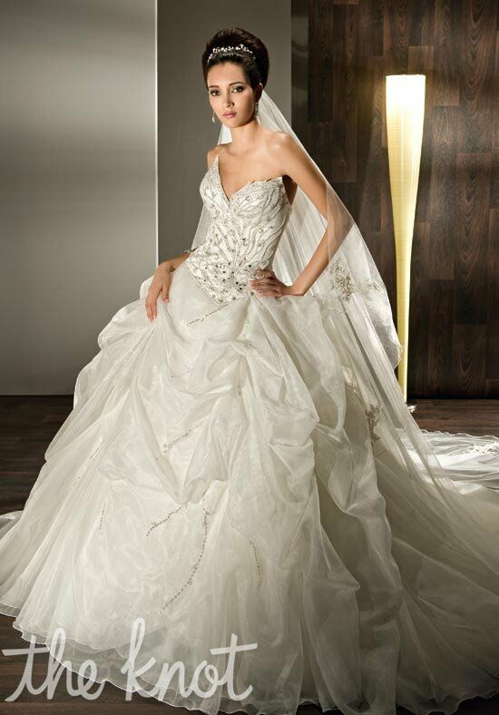 Demetrios 2849 Wedding Dress photo