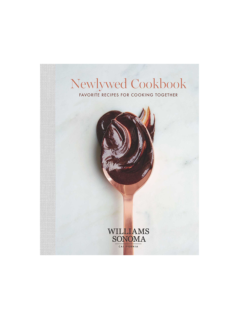 Newlywed Cookbook annivesary gift