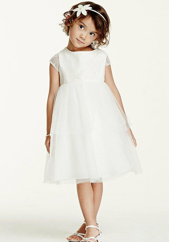 David's Bridal Juniors LK1354 Flower Girl Dress photo