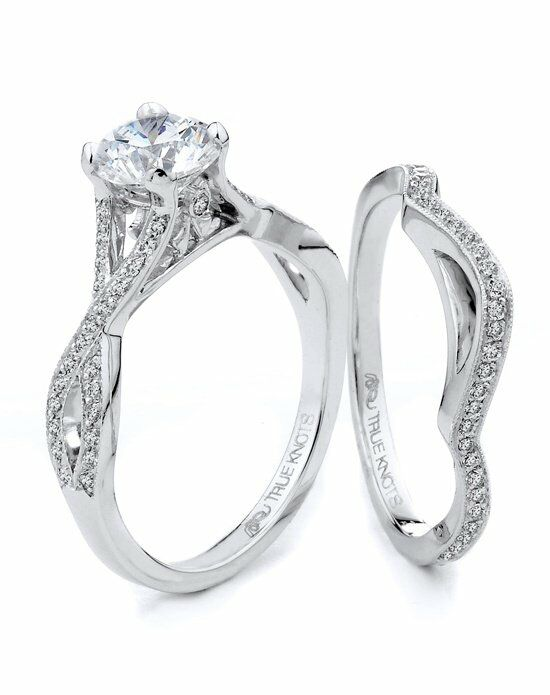 TRUE KNOTS The Knot Collection - K3073 Engagement Ring photo