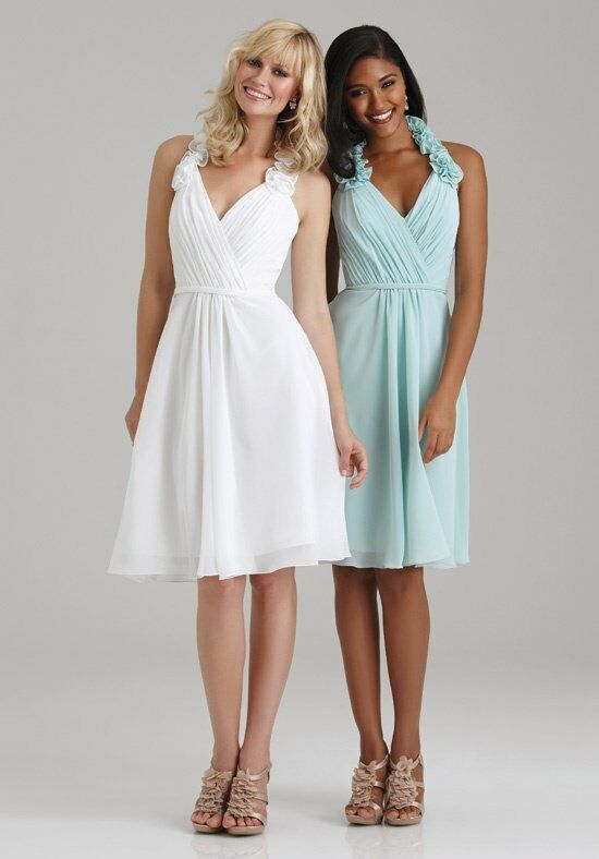 Allure Bridesmaids 1309 Bridesmaid Dress photo