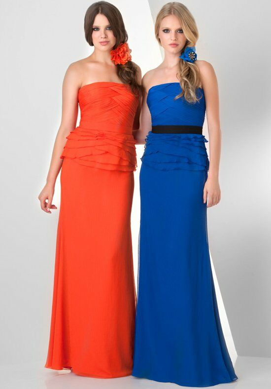 Bari Jay Bridesmaids 851 Bridesmaid Dress photo
