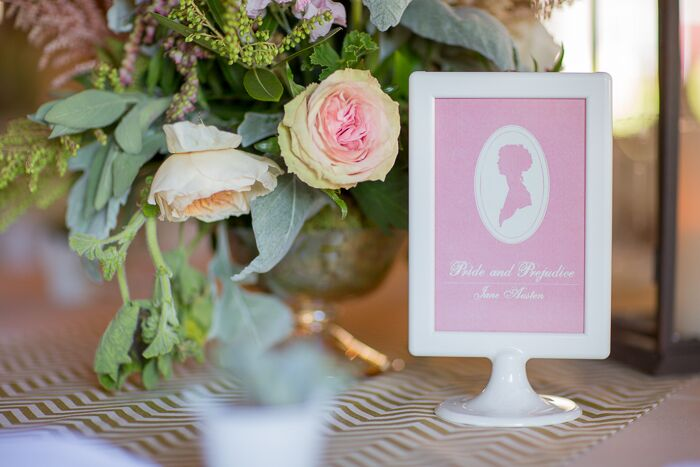 Pink Book Title Table Names